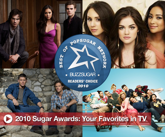 2010 Sugar Awards: Your Favorites in TV