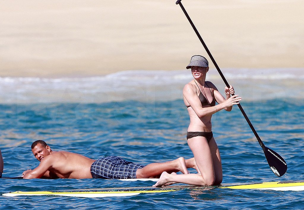 Pictures of Cameron Diaz in a Bikini While in Cabo With Alex Rodriguez