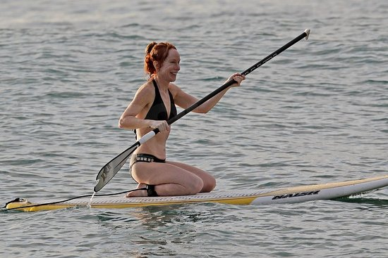 Kathy Griffin Gets Her Bikini Time in Ahead of Her New Year's Hosting Duties!