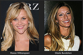 Reese Witherspoon vs. Gisele Bundchen — Which Celebrity Has the Best Smile of 2010?