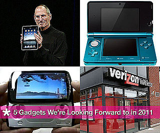 5 Gadgets Coming in 2011