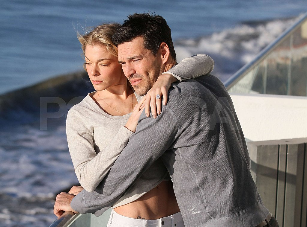 Pics: LeAnn Rimes and Eddie Cibrian Are Engaged — See Her Huge Diamond Ring!