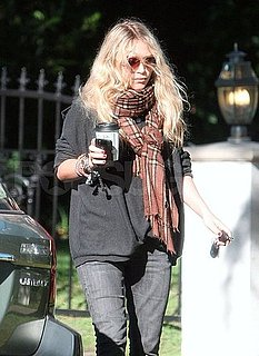 Pictures of Mary-Kate Olsen in Santa Monica