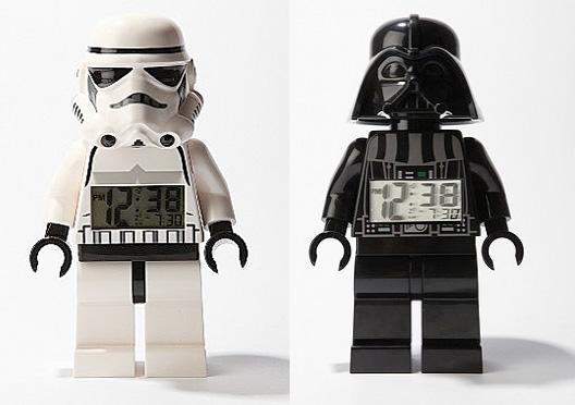 Photos of Star Wars Alarm Clocks