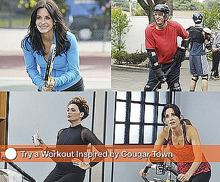 Workouts Inspired by ABC's Cougar Town
