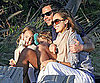 Slide Picture of Jessica Alba and Family in Cabo