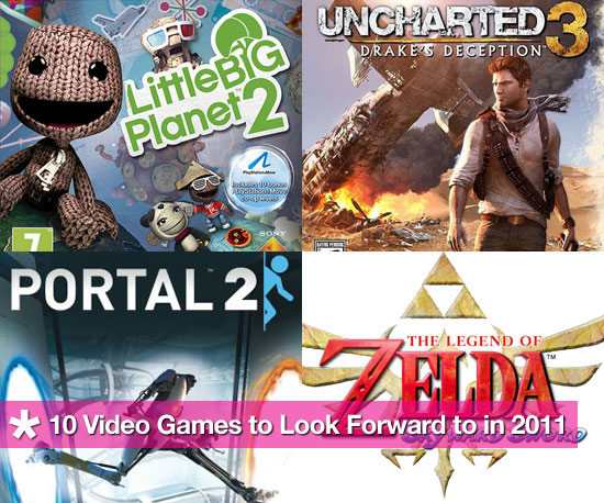 10 Video Games to Look Forward to in 2011