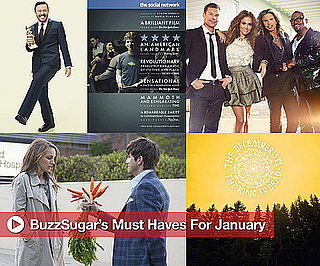 Best January 2011 Movies, Music, and TV Series