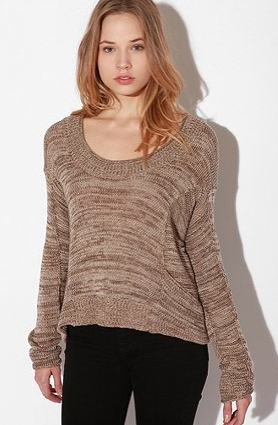 byCORPUS Cropped Sweater ($58)