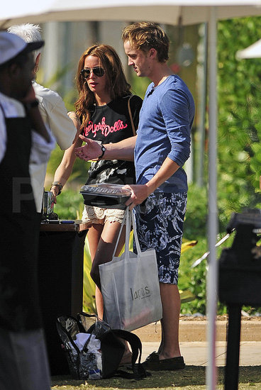 tom felton and jade olivia 2011. Pictures of Tom Felton and His