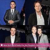 Pictures of Zac Efron, Stephen Moyer, Neil Patrick Harris and More on the People's Choice Red Carpet 2011-01-05 21:42:00