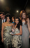 Twilight, Natalie, Jennifer, and Johnny Light Up People's Choice Awards!