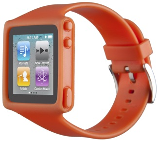 Speck iPod Nano Wrist Strap Called TimetoRock