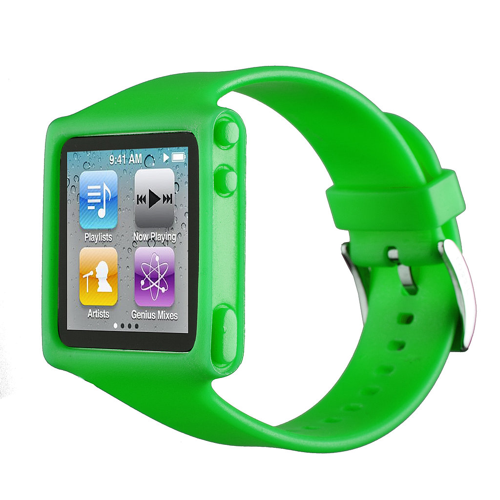 Photos of Speck's TimetoRock iPod Nano Wrist Strap