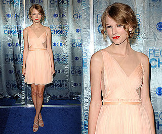Taylor Swift at 2011 People's Choice Awards 2011-01-05 18:24:12