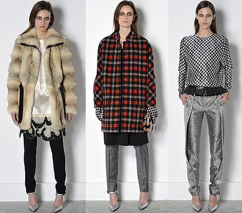 Nicolas Ghesquiere Debuts New Trends in Balenciaga Pre-Fall 2011