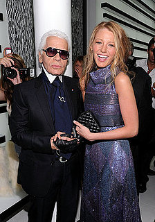 Blake Lively Is the New Face of Chanel, Joins Long List of Celebrities 2011-01-05 09:30:05