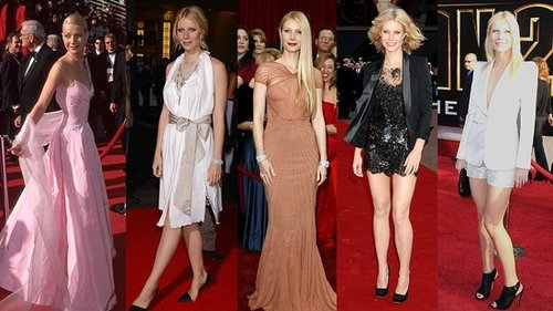 Gwyneth Paltrow's Red Carpet Style Over The Years