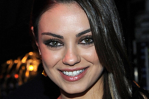Mila Kunis Eye Makeup Tutorial: Her Smoky Eye From 2011's People's Choice Awards