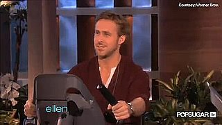 Video of Ryan Gosling Talking About Michelle Williams on Ellen