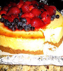 Mixed Berry Cheesecake Ina Garten