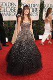 Olivia Wilde in Marchesa
