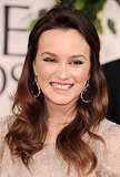 Leighton Meester at Golden Globes 2011