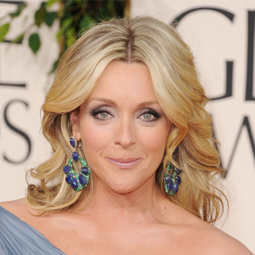 Jane Krakowski at Golden Globes 2011