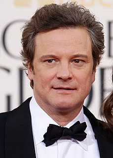 Colin Firth Wins the Golden Globe For Best Actor, Drama
