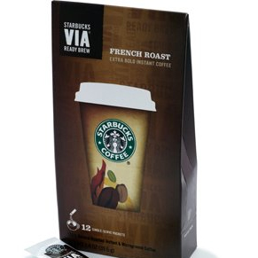 Starbucks Instant Coffee