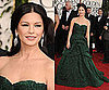 Catherine Zeta-Jones at 2011 Golden Globe Awards 2011-01-16 16:43:37
