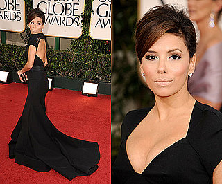 Eva Longoria at 2011 Golden Globe Awards