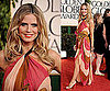 Heidi Klum at 2011 Golden Globe Awards
