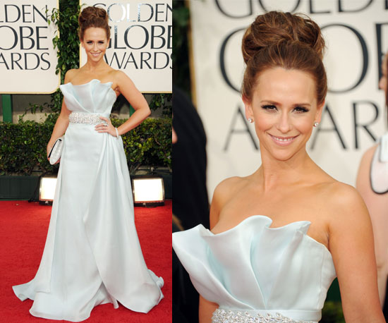 Jennifer Love Hewitt at 2011 Golden Globe Awards