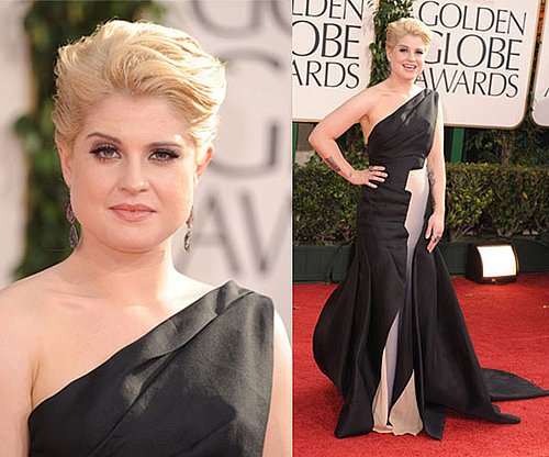Kelly Osbourne at 2011 Golden Globe Awards