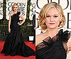 Julia Stiles at 2011 Golden Globe Awards