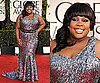Amber Riley at 2011 Golden Globe Awards 2011-01-16 15:30:33
