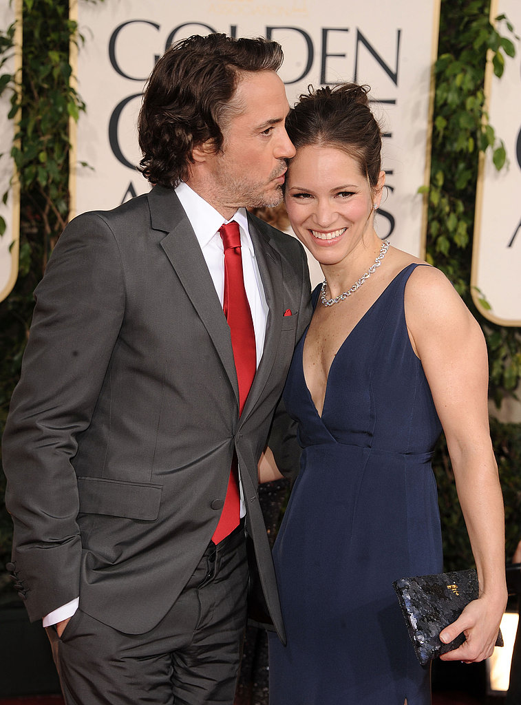 Robert and Susan Downey Jr.