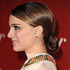 Pictures of Natalie Portman&#039;s Looped Ponytail