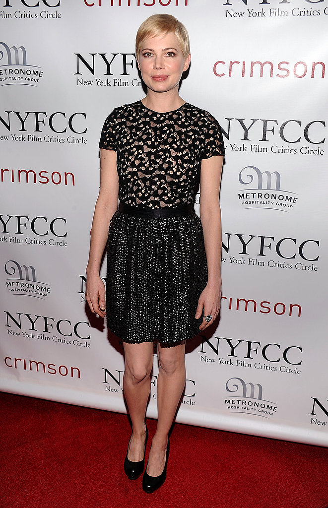 Michelle Williams Joins Her Fellow Award Season Favorites to Be Honored by NY Critics