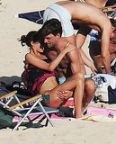 Olivia Palermo Has More Hot Bikini Time With Her Shirtless Boyfriend