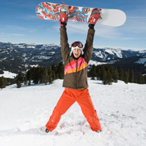 Rent Gear Before Going Skiing or Snowboarding