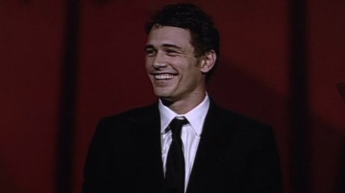 Video of James Franco Talking About School and the Oscars at the 2011 Palm Springs Film Festival 2011-01-10 16:12:41
