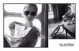 Julia Saner for Valentino, by David Sims