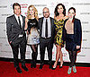 Pictures of Scott Speedman, Minnie Driver, and Paul Giamatti at the NYC Premiere of Barney&#039;s Version