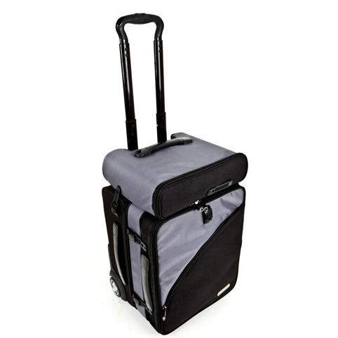 Carry-On With Laptop Bag