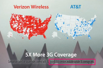 Verizon Continues Its Mockery