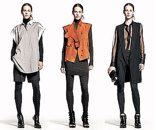 Pictures of Alexander Wang Pre Fall 2011 Collection 2011-01-12 03:05:05