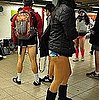 Sex Advice From No-Pants Subway Riders