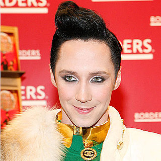 Why More Men Should Wear Makeup Like Johnny Weir